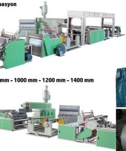 Kumaş Laminasyon Makinesi