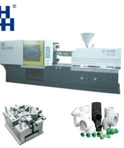 PVC Dirsek Enjeksiyon Makinesi